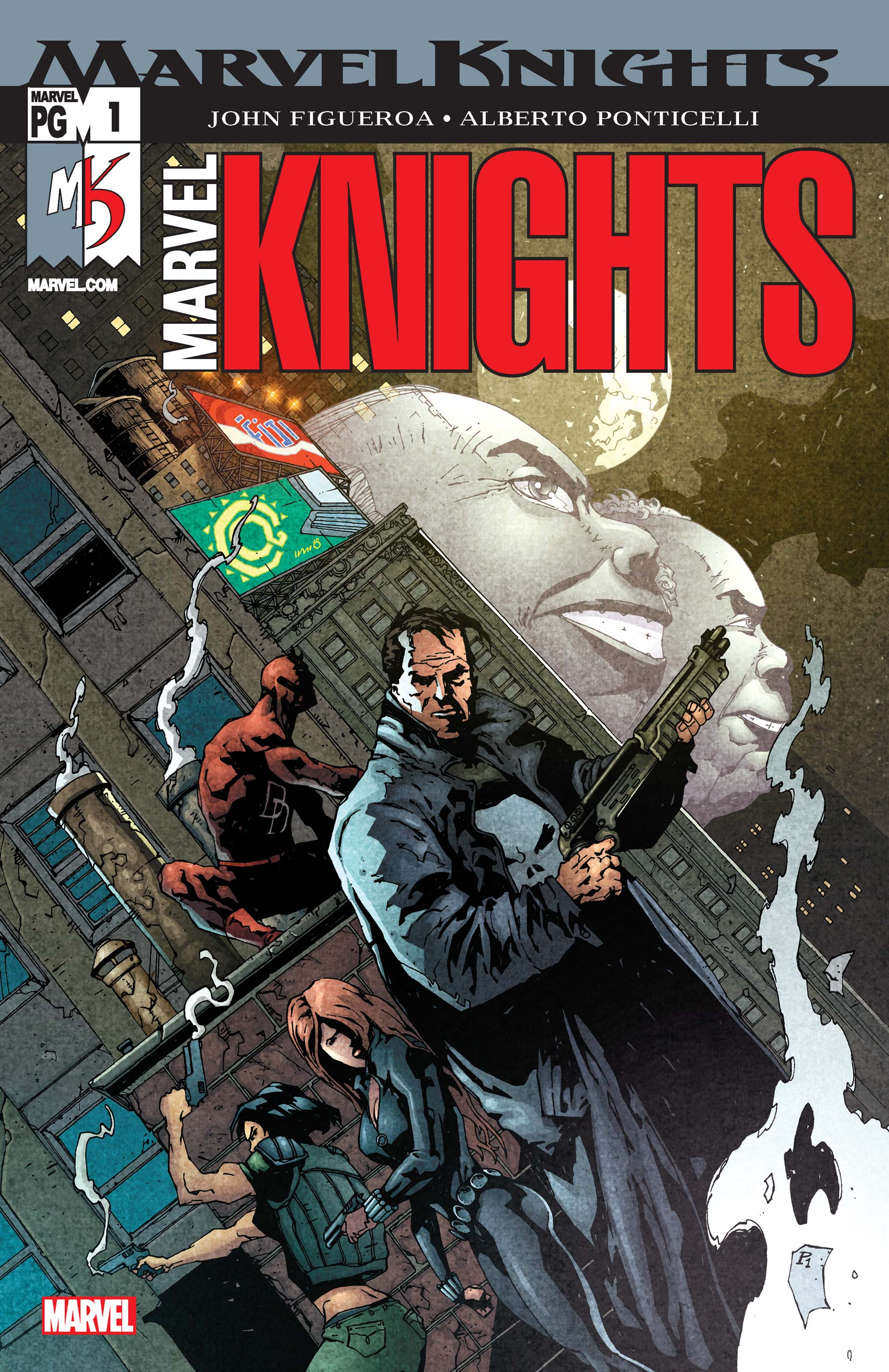 Marvel Knights #5 Marvel NM Comics Book