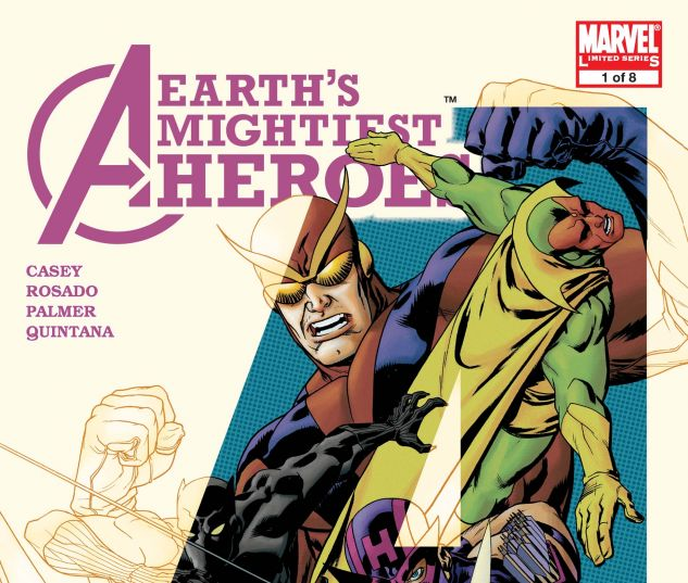 Avengers: Earth's Mightiest Heroes II (2006) #1