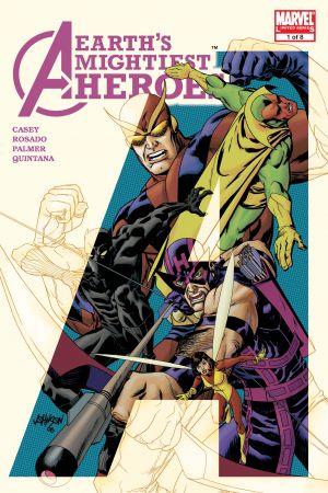 Avengers: Earth's Mightiest Heroes II #1