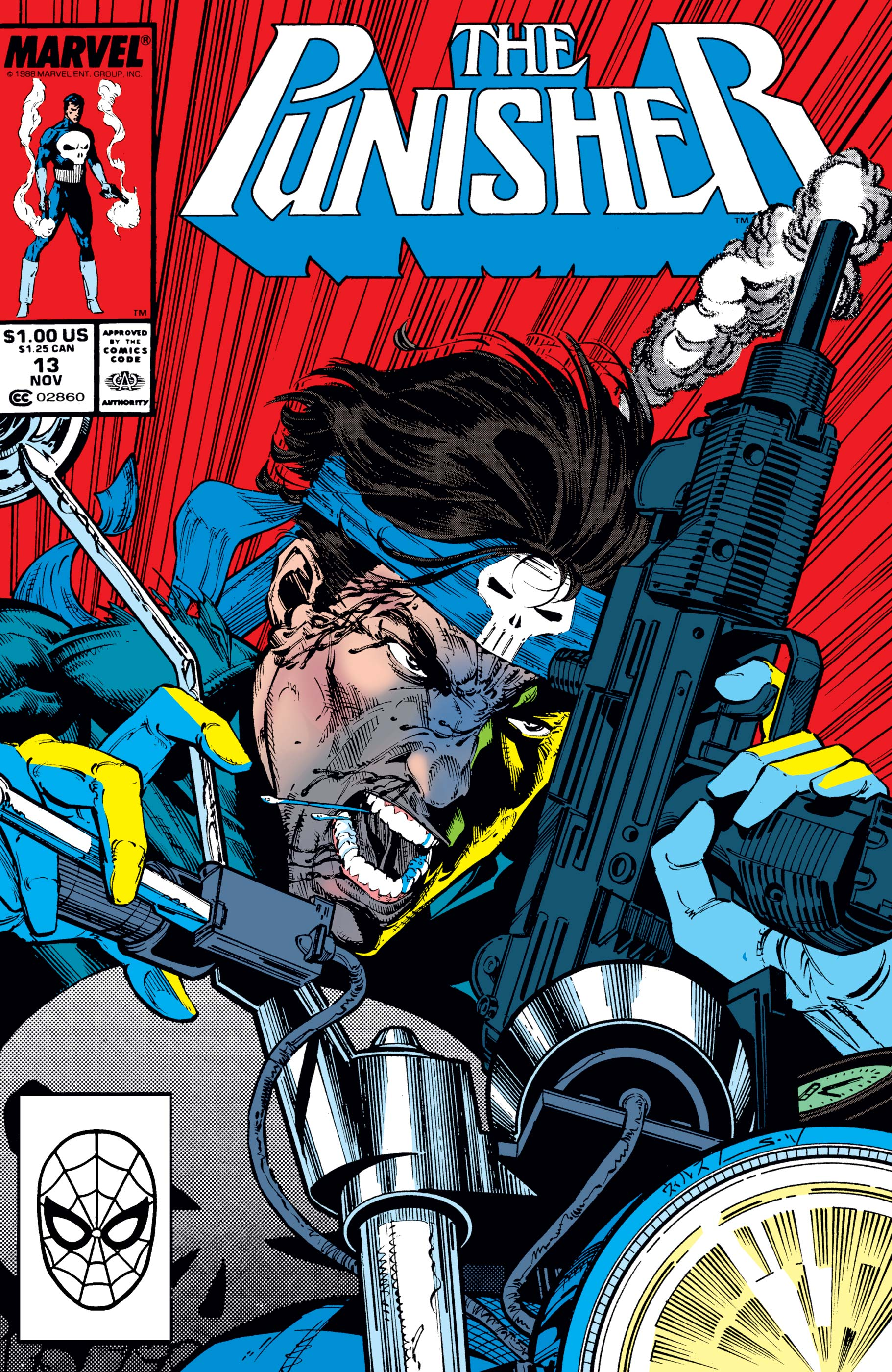 The Punisher (1987) #13