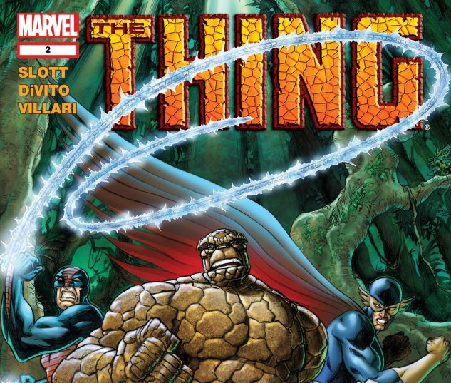 THE THING (2005) #2