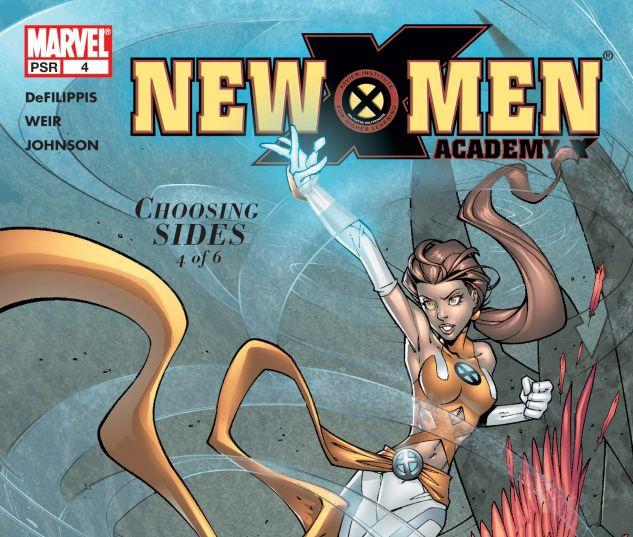 New X-Men (2004) #4