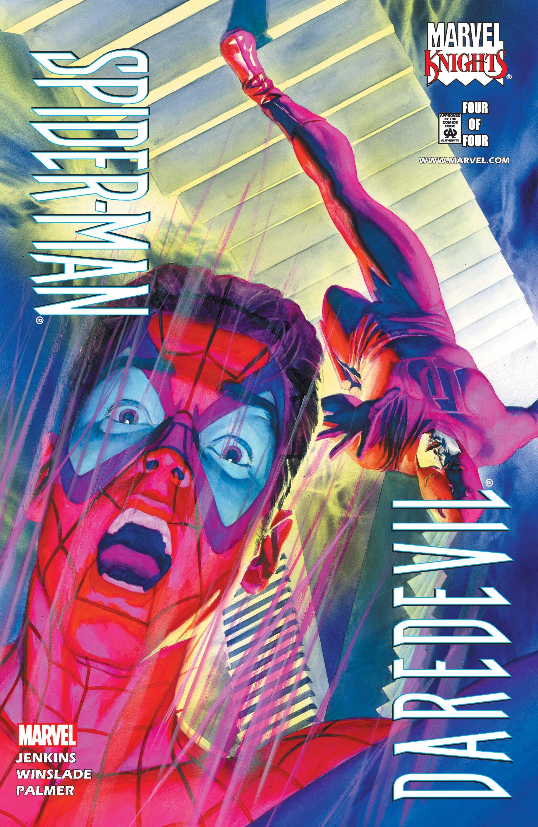 Daredevil/Spider-Man (2001) #4