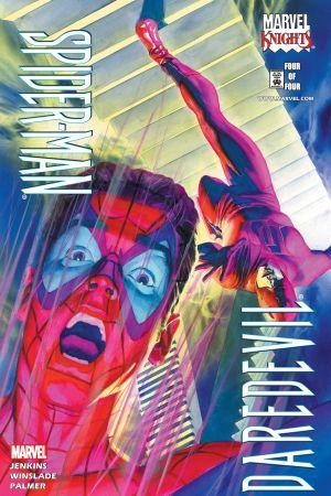 Daredevil/Spider-Man #4