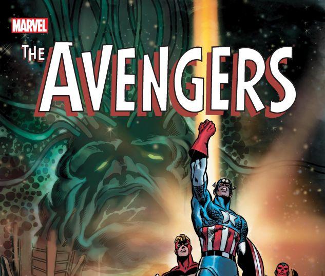 cover from Avengers: Kree/Skrull War (2013)