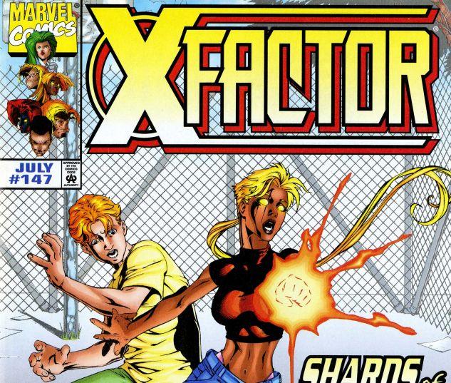 X-Factor (1986) #147