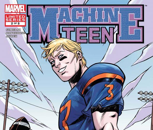 MACHINE TEEN (2005) #2