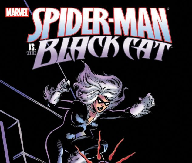 SPIDER-MAN VS. THE BLACK CAT VOL. 1 0 cover