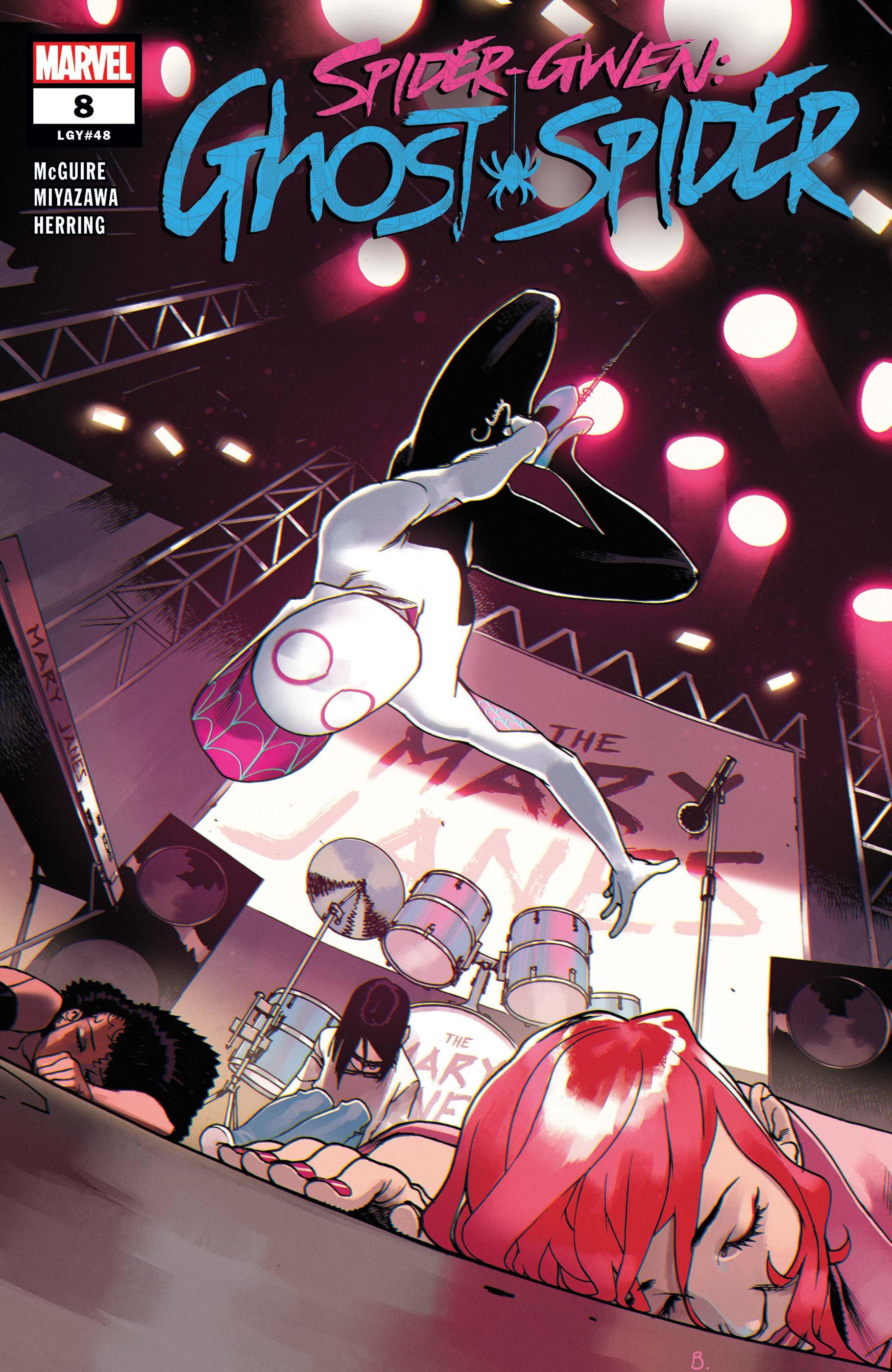 Spider-Gwen: Ghost-Spider (2018) #8