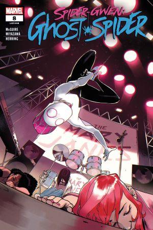 Spider-Gwen: Ghost-Spider #8