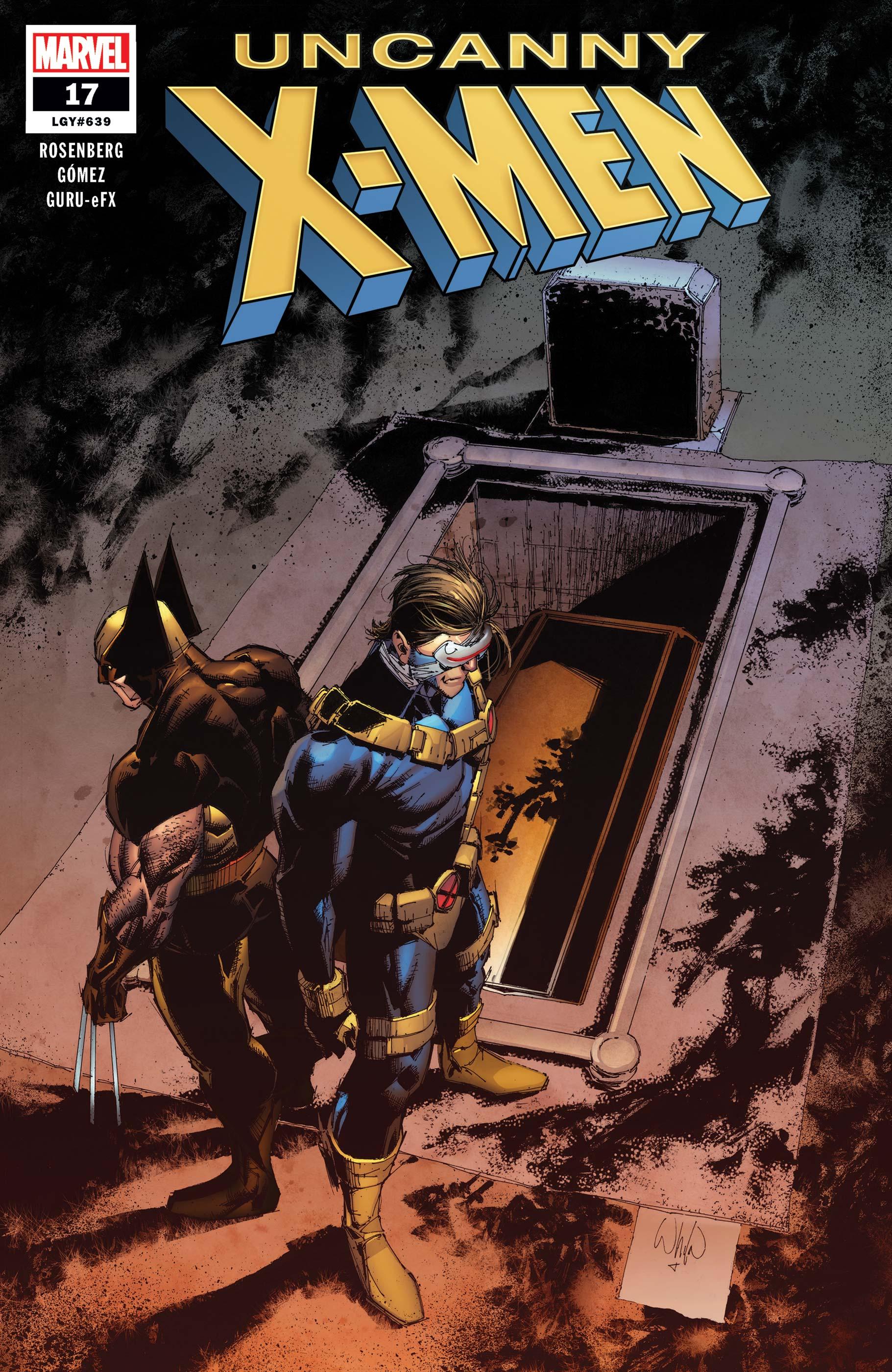 Uncanny X-Men (2018) #17