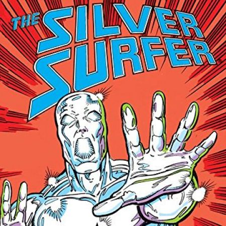 Silver Surfer Annual _series art
