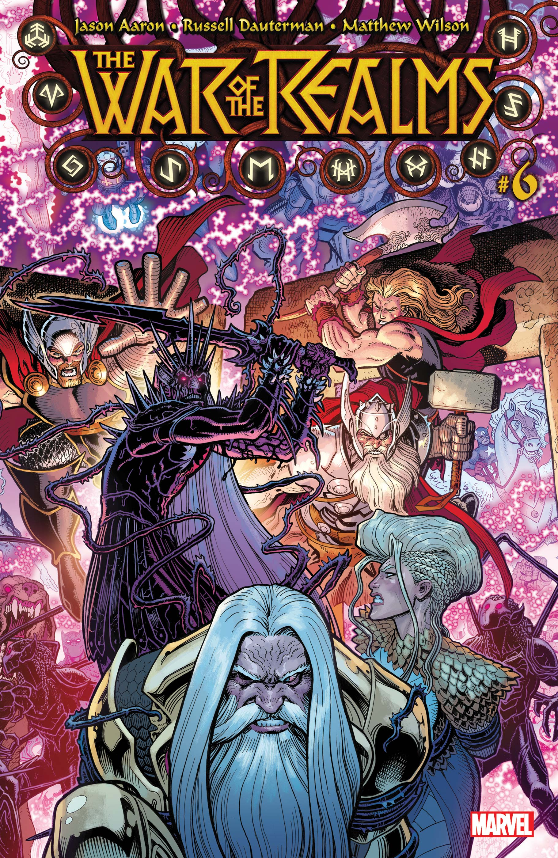 War of the Realms (2019) #6