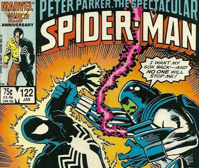 Peter Parker, the Spectacular Spider-Man #122