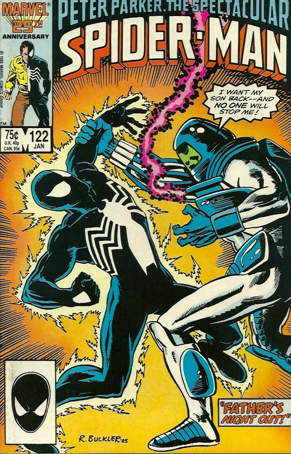 Peter Parker, the Spectacular Spider-Man (1976) #122
