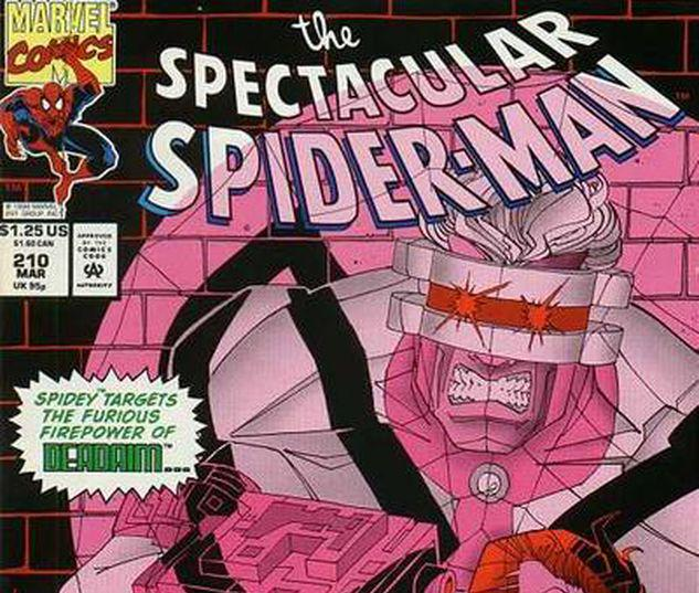Spectacular Spider-Man #210