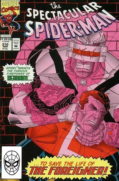 Peter Parker, the Spectacular Spider-Man (1976) #210