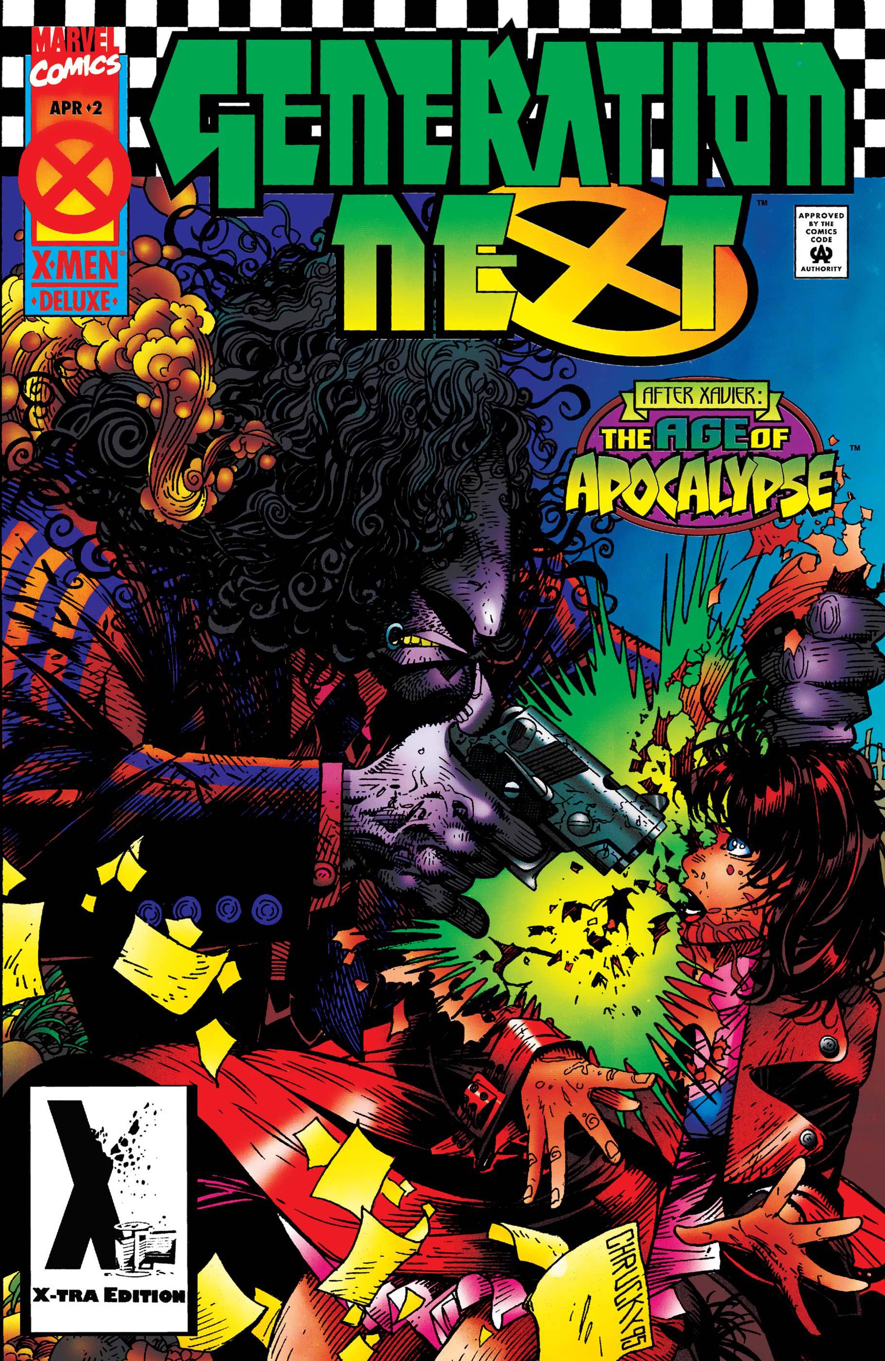 Generation Next (1995) #2