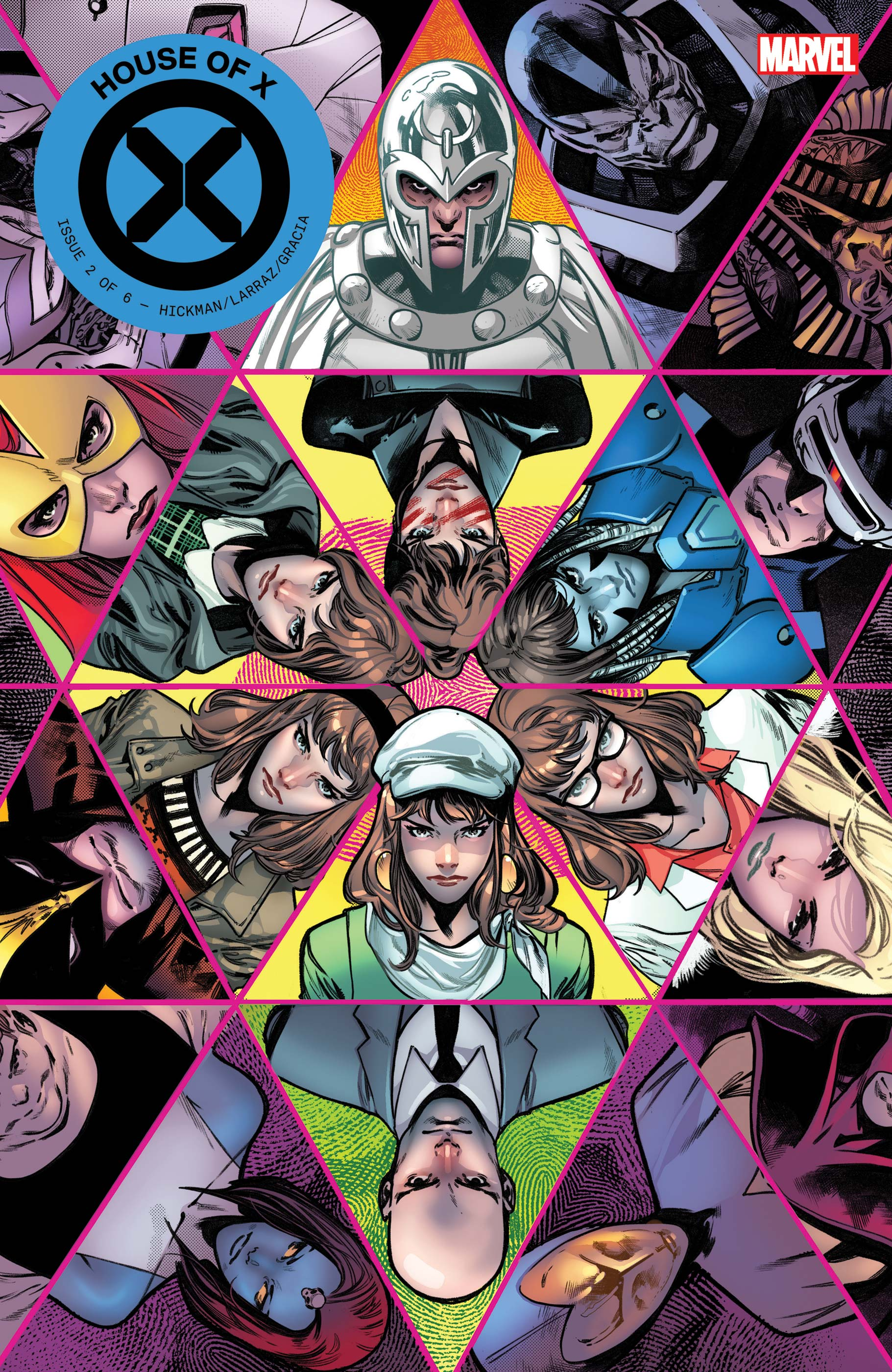 House of X (2019) #2