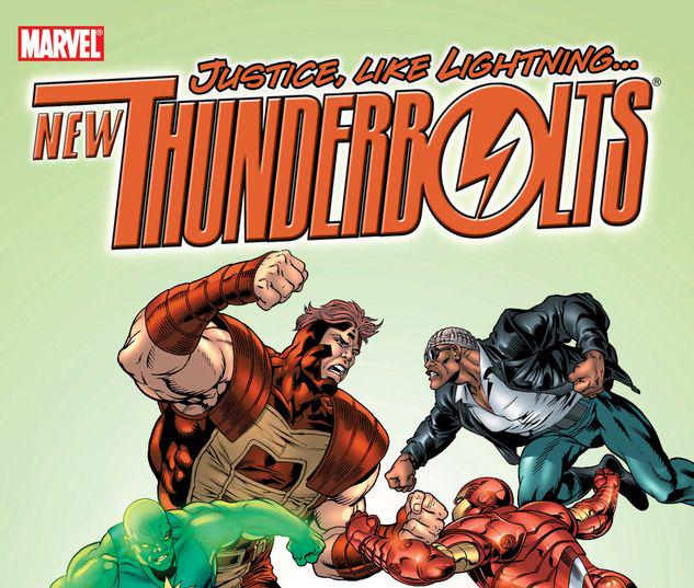 NEW THUNDERBOLTS VOL. 3: RIGHT OF POWER TPB #3