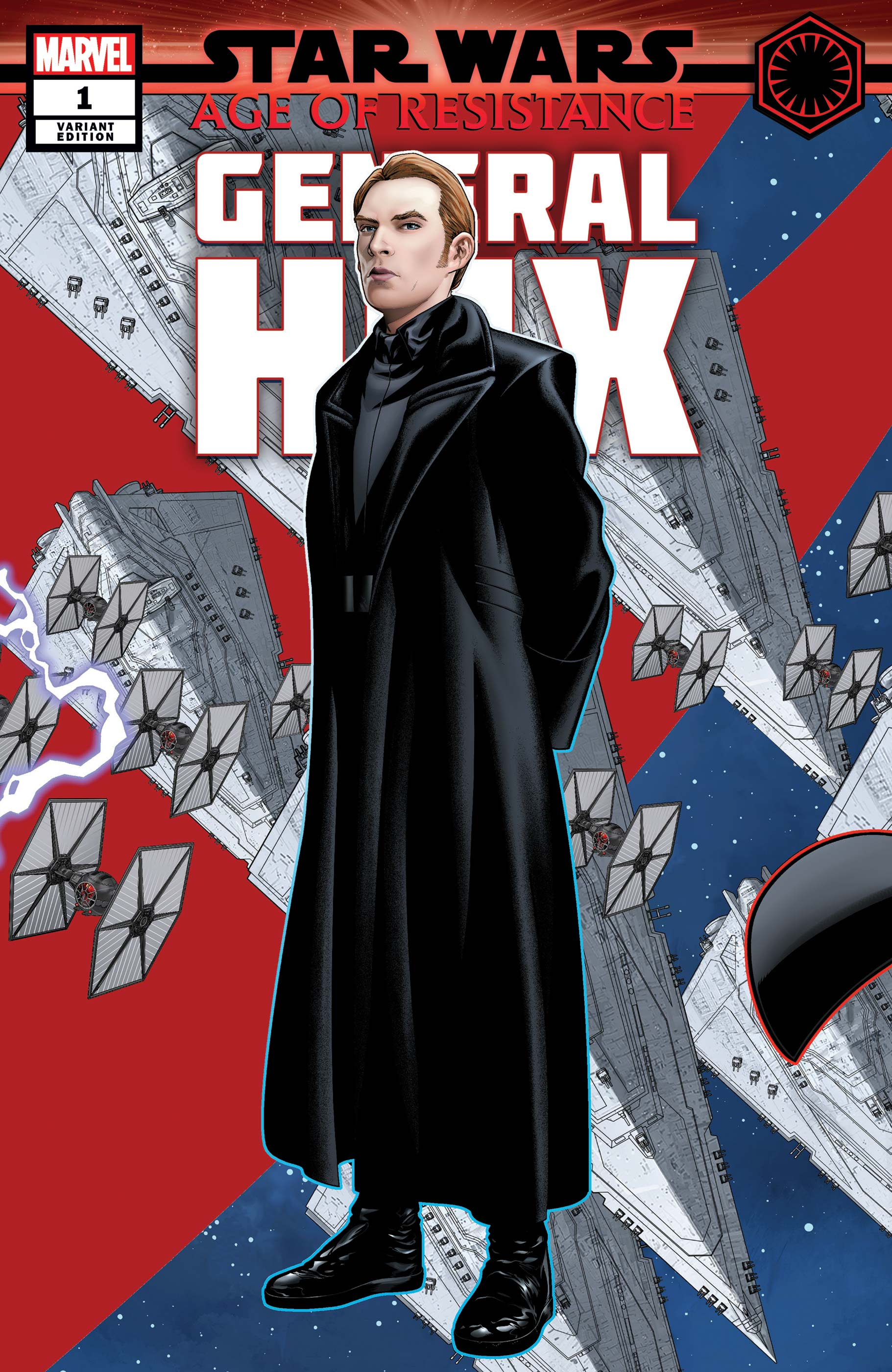 Star Wars: Age Of Resistance - General Hux (2019) #1 (Variant)