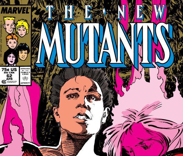 New Mutants #62