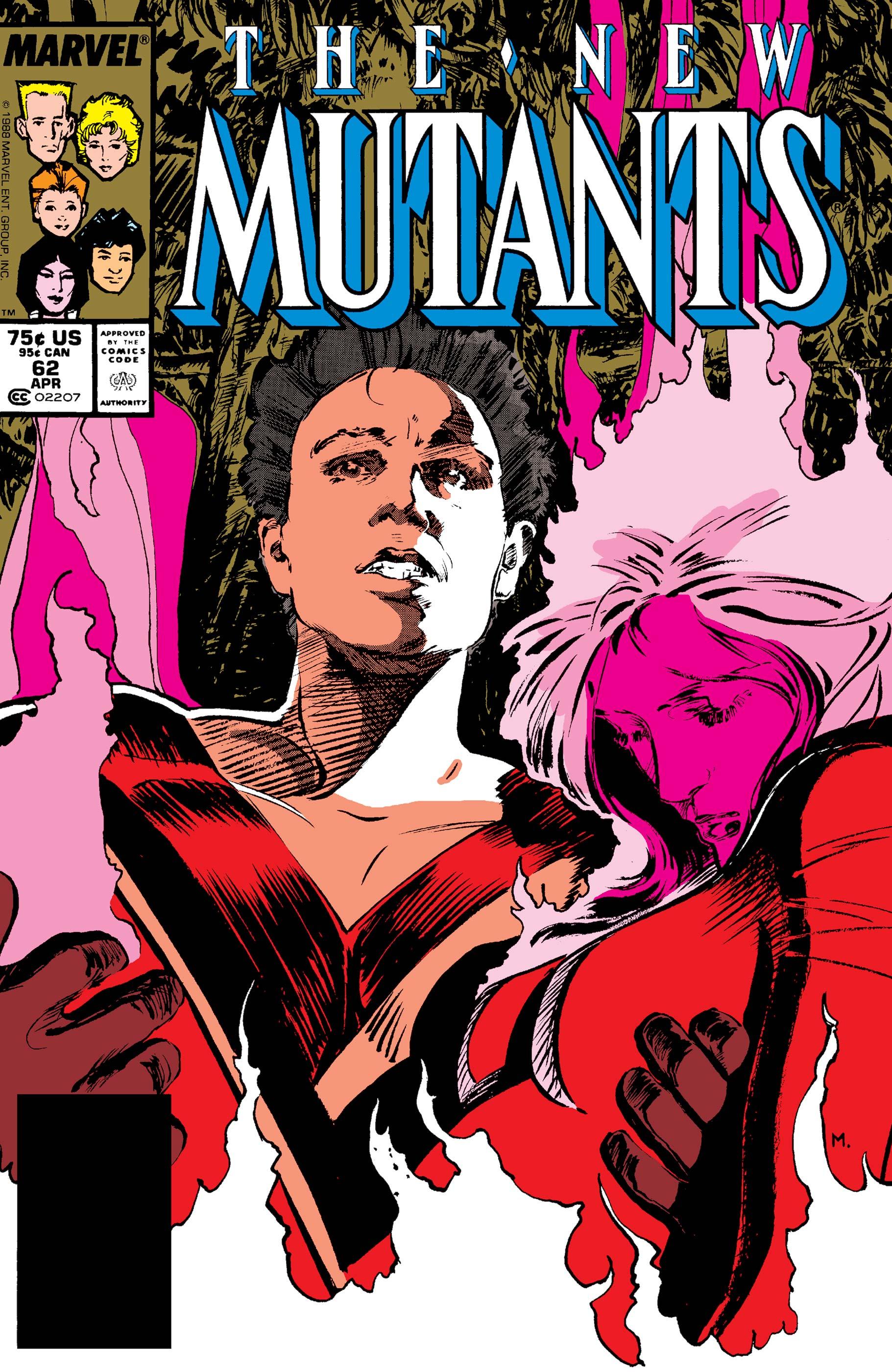 New Mutants (1983) #62