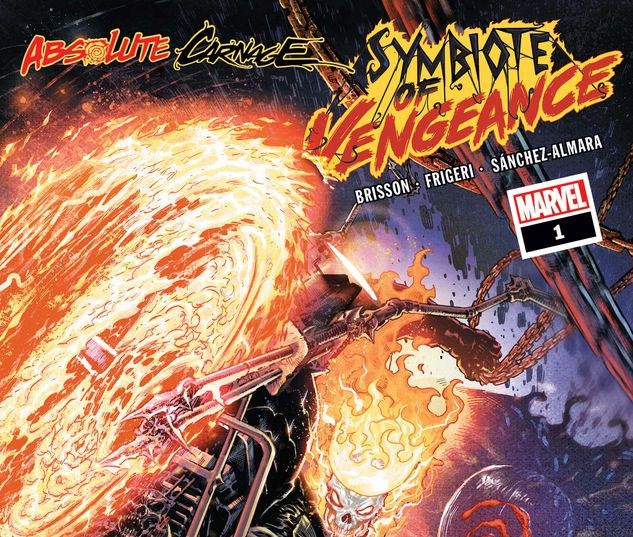 ABSOLUTE CARNAGE: SYMBIOTE OF VENGEANCE 1 #1