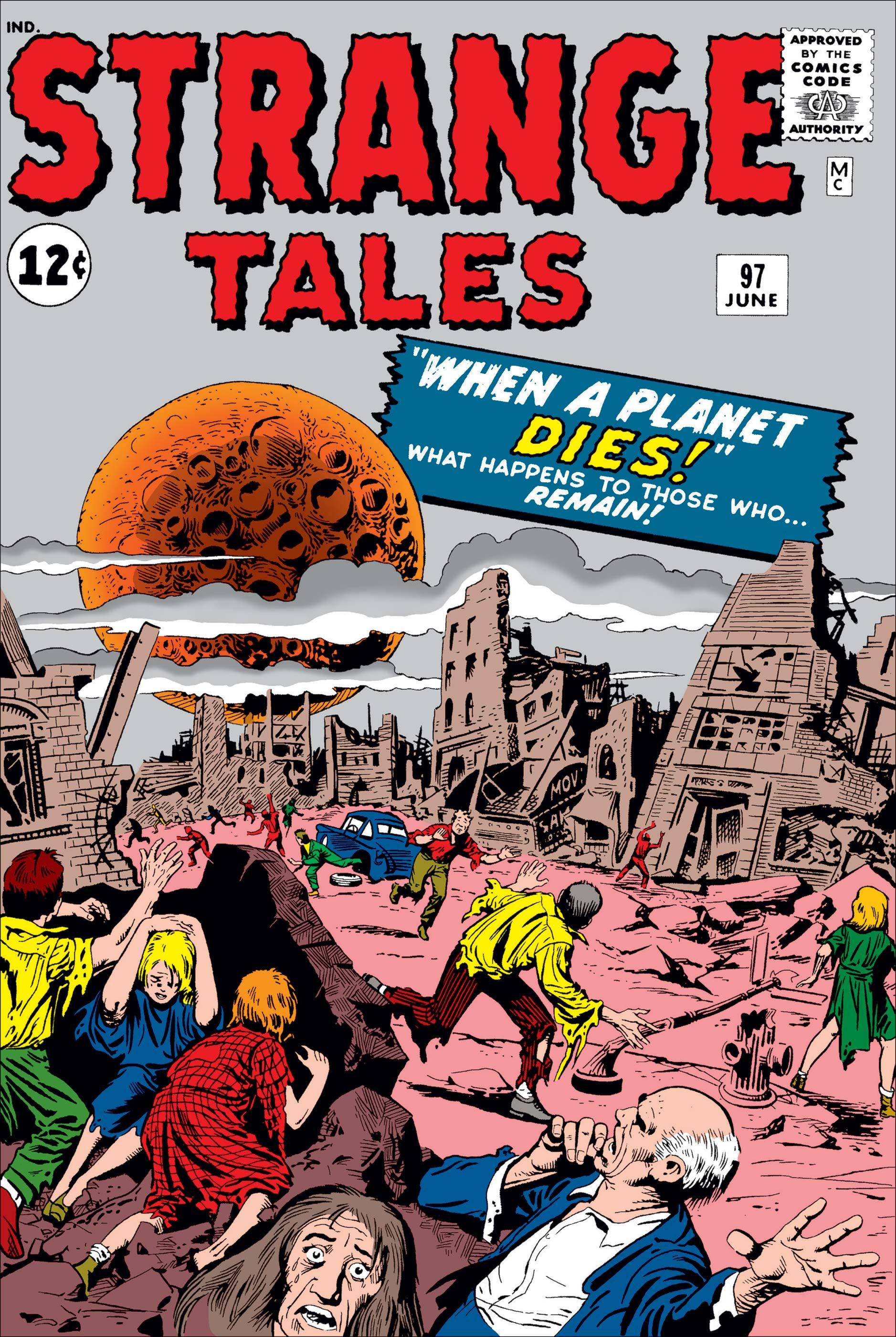 Strange Tales (1951) #97