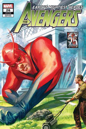 Avengers (2018) #26 (Variant)