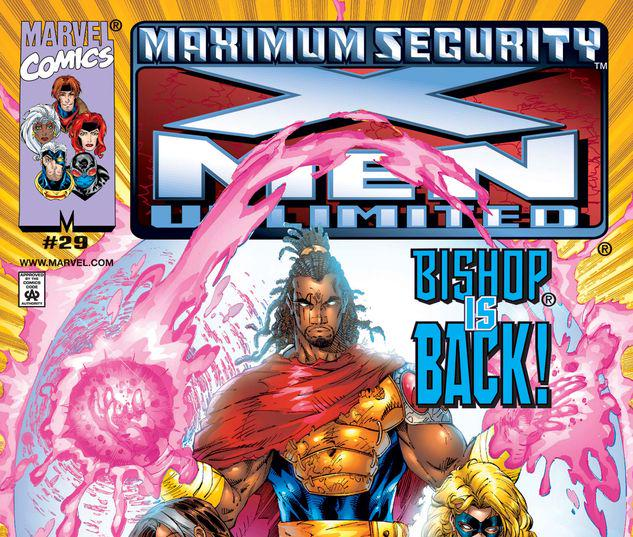 X-Men Unlimited #29