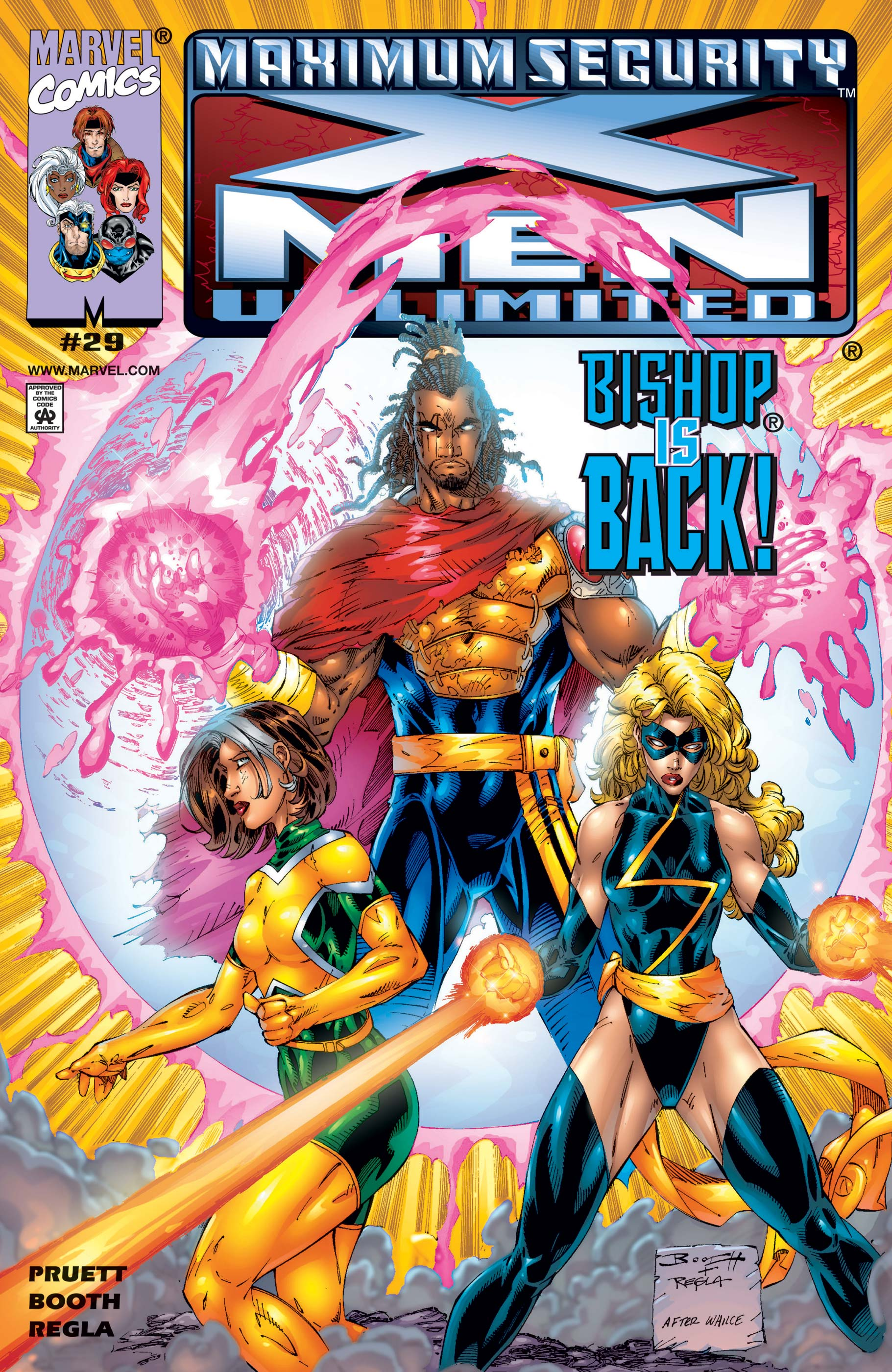 X-Men Unlimited (1993) #29