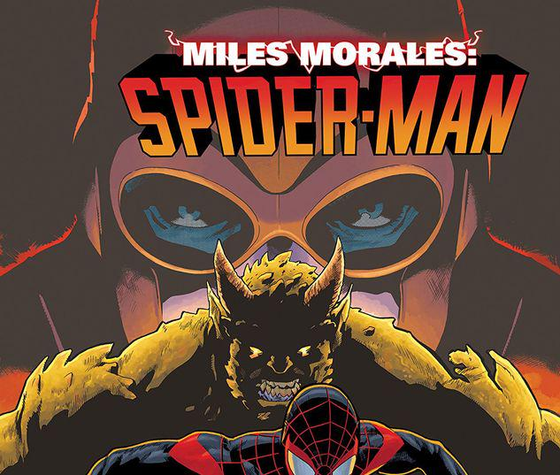 MILES MORALES VOL. 2: BRING ON THE BAD GUYS TPB #2