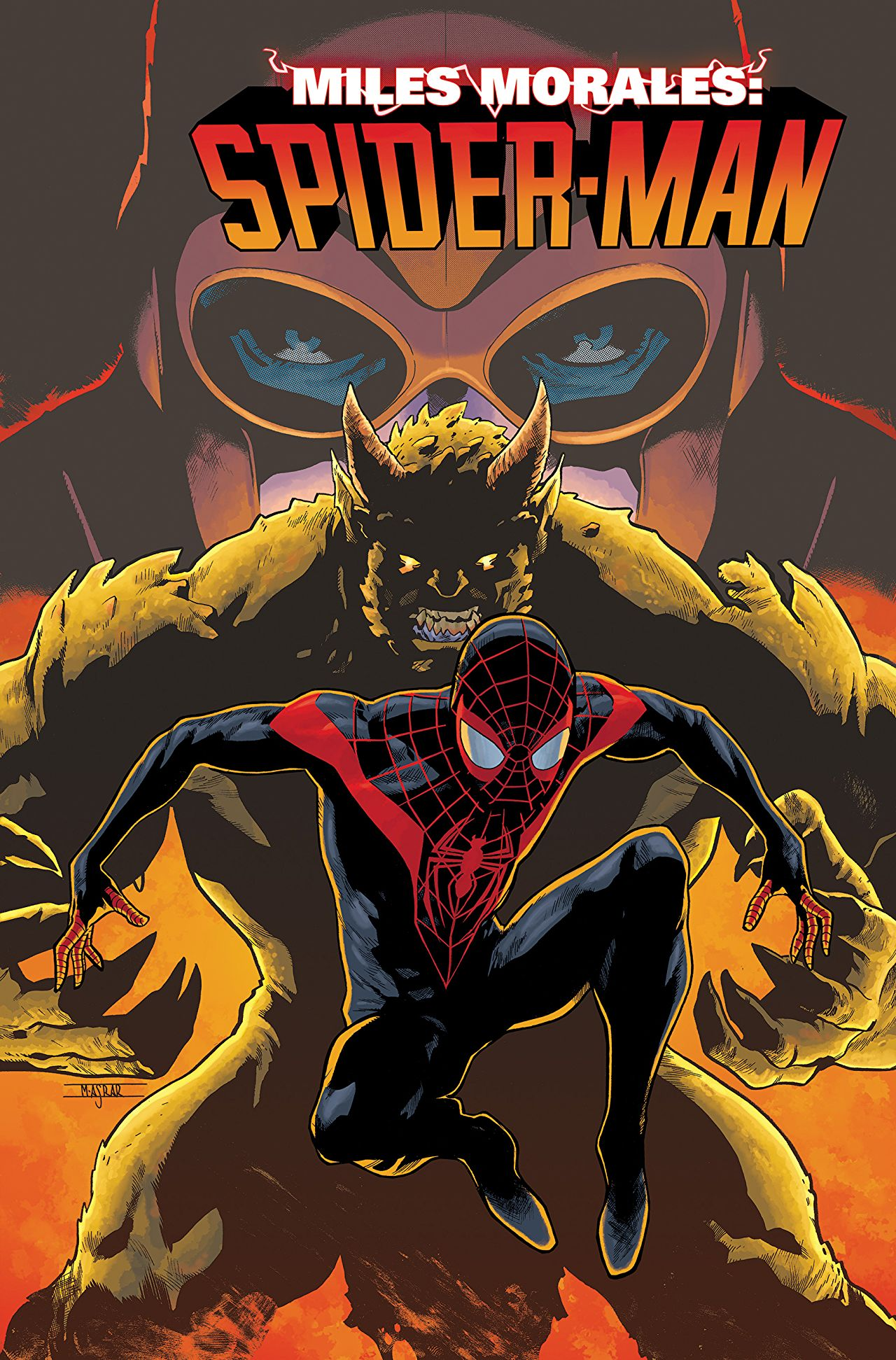 Miles Morales Vol. 2: Bring On The Bad Guys (Trade Paperback)