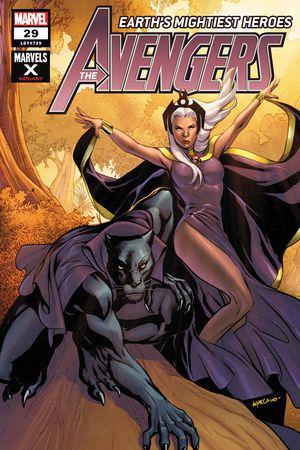 Avengers (2018) #29 (Variant)
