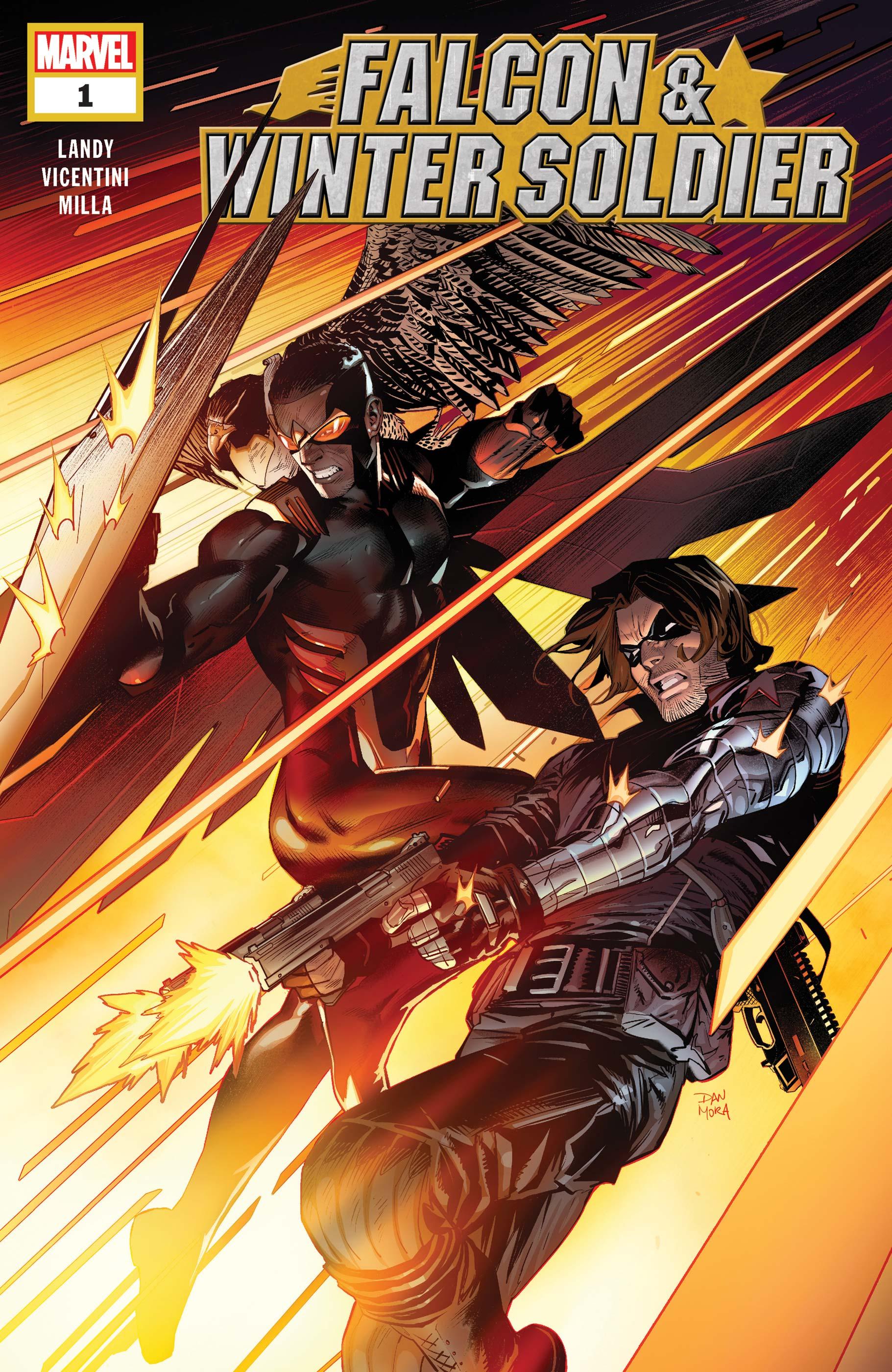 Falcon & Winter Soldier (2020) #1