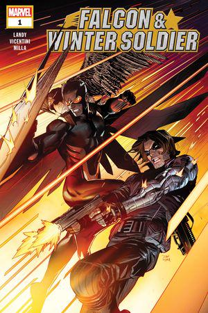 Falcon & Winter Soldier #1