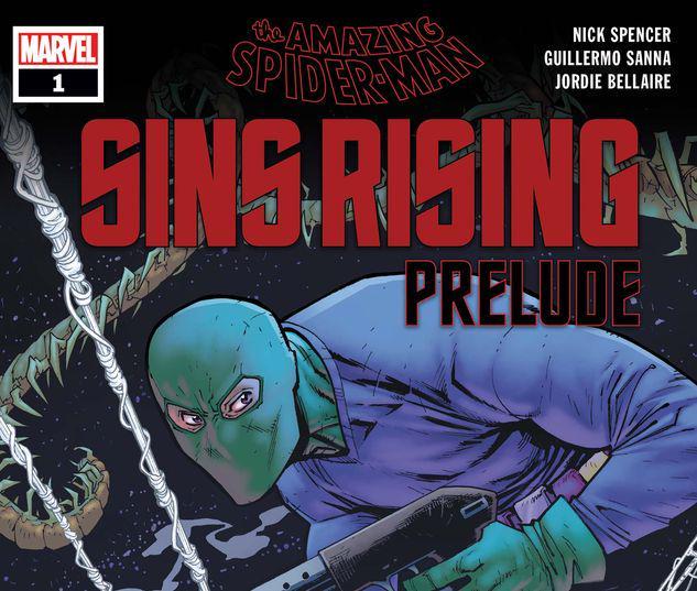 AMAZING SPIDER-MAN: SINS RISING PRELUDE 1 #1