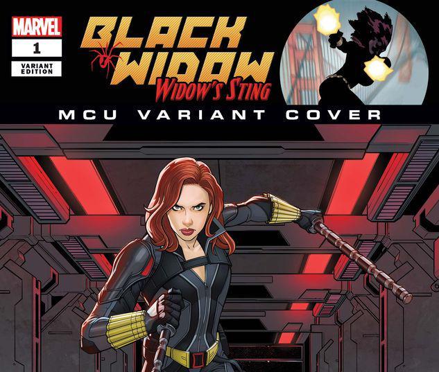 BLACK WIDOW: WIDOW'S STING 1 CASELLI MCU VARIANT #1