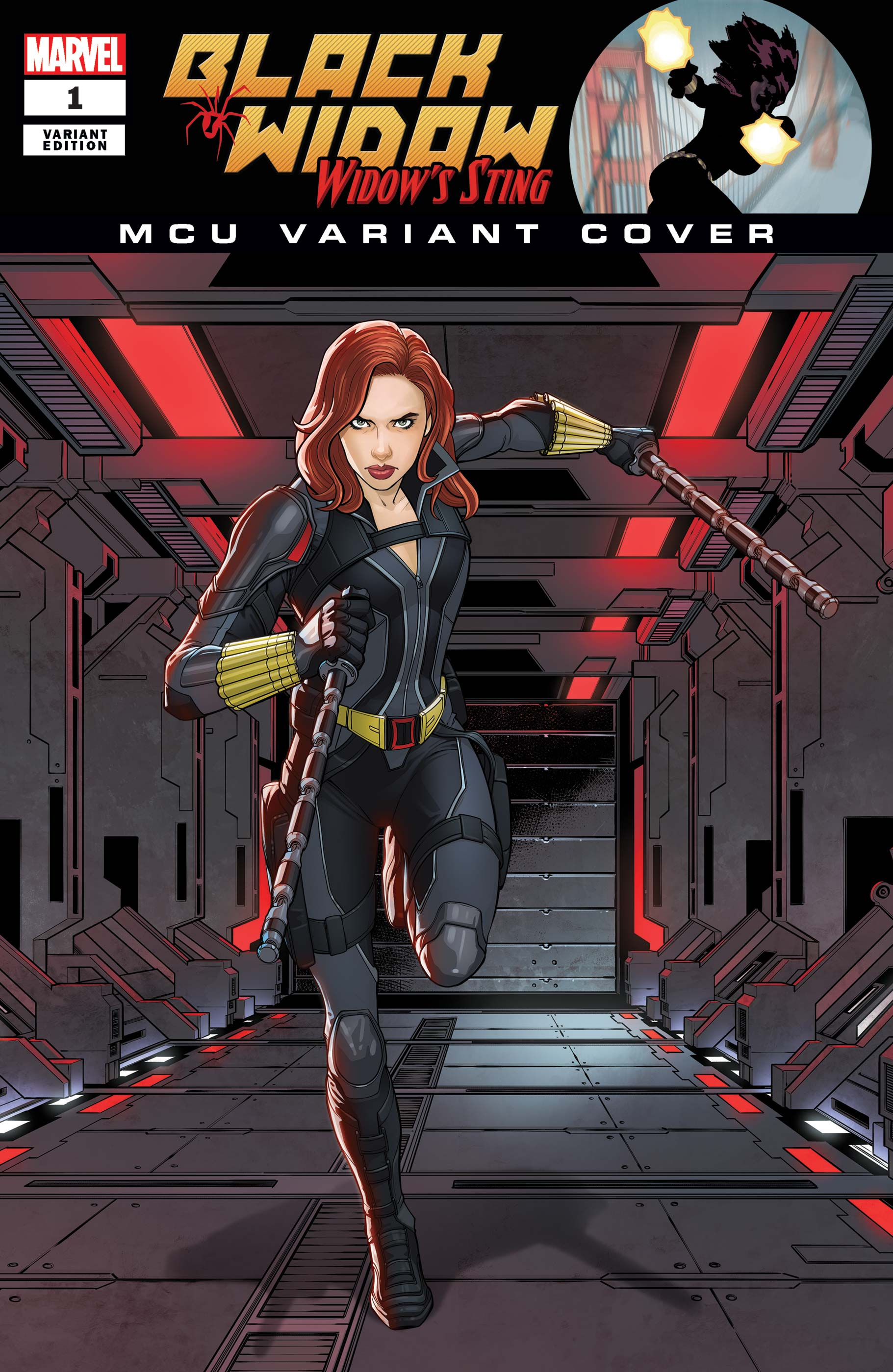 Black Widow: Widow's Sting (2020) #1 (Variant)
