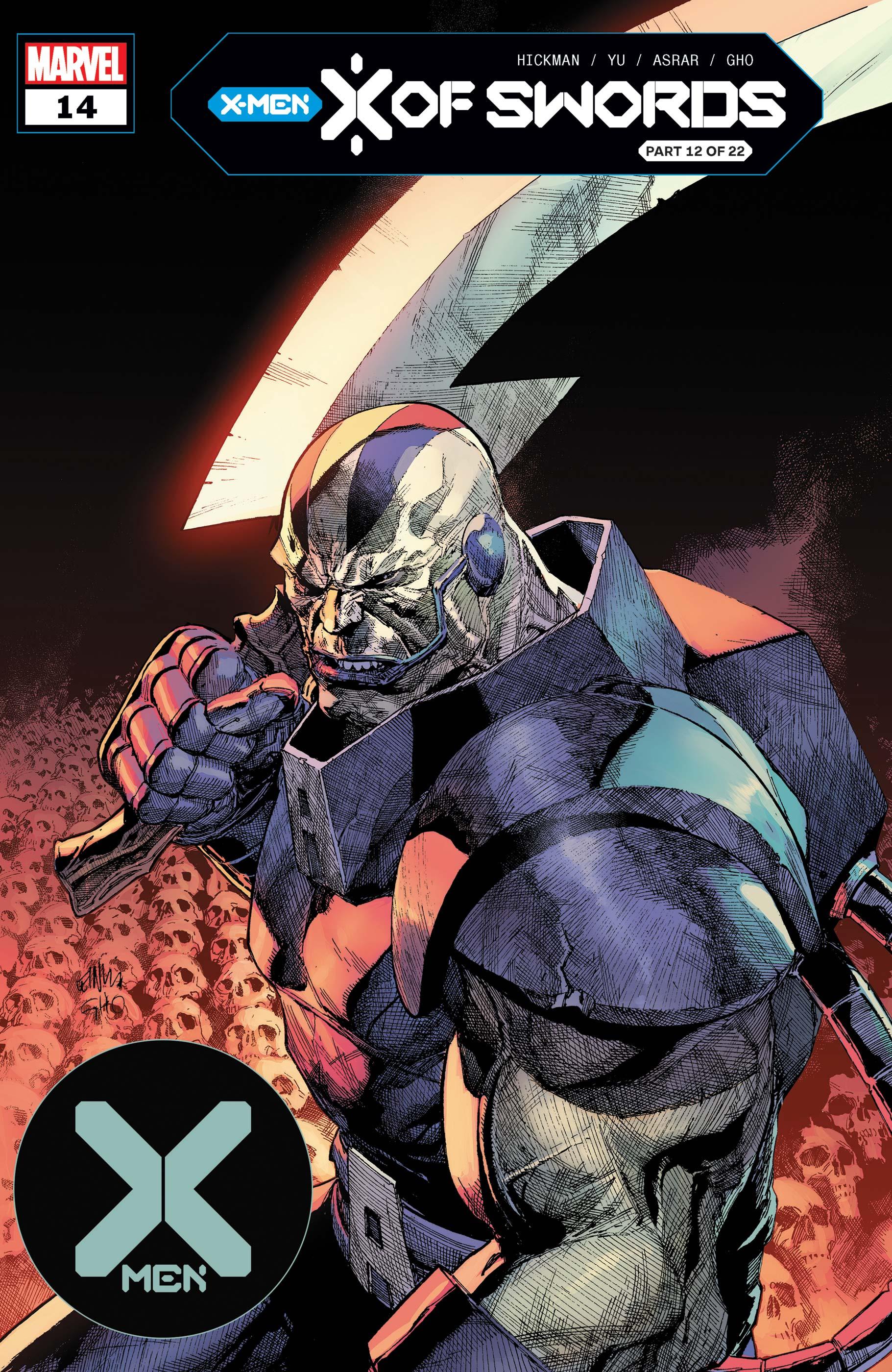 X-Men (2019) #14