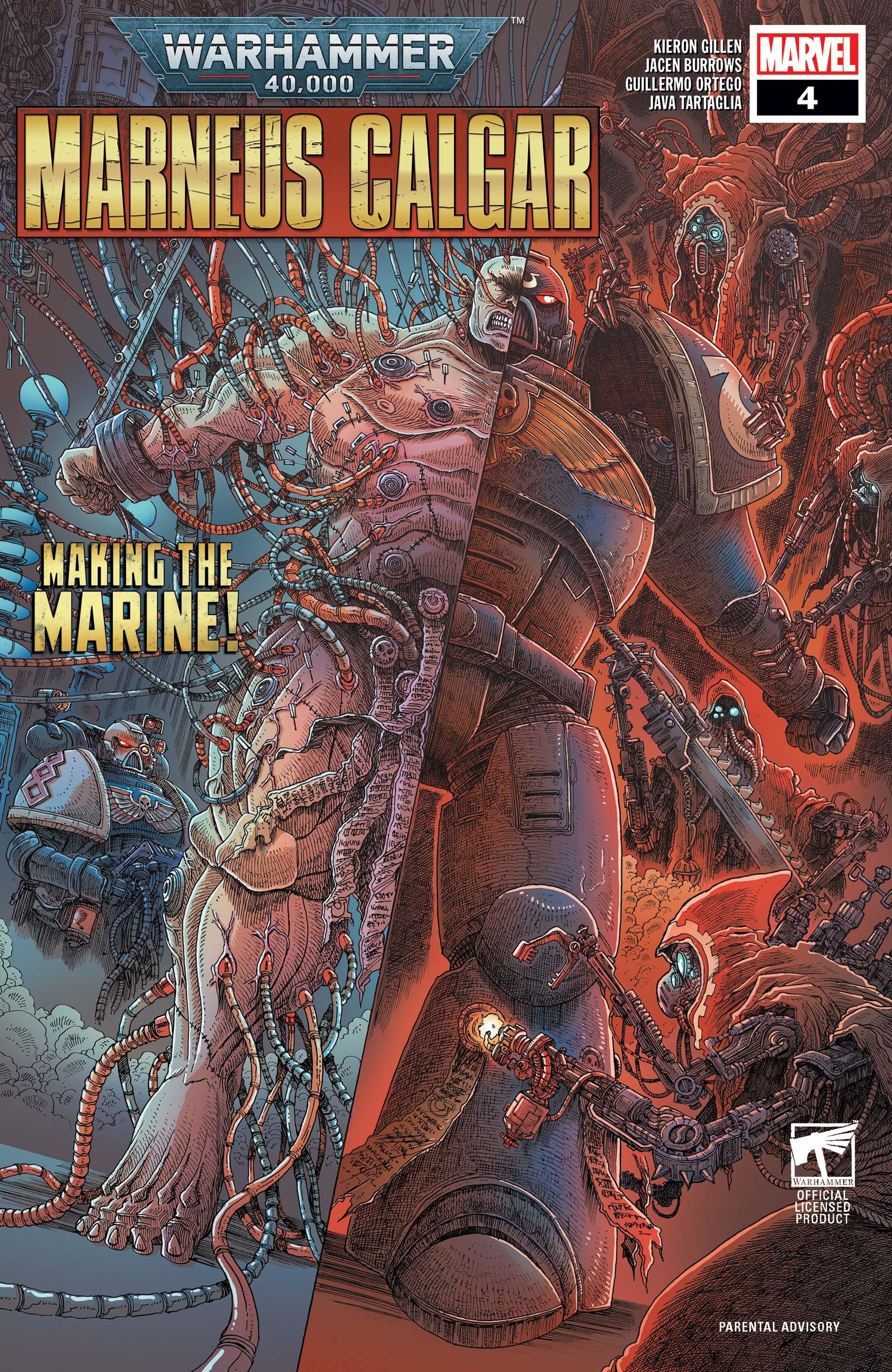 Warhammer 40,000: Marneus Calgar (2020) #4