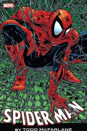 Spider-Man by Todd Mcfarlane: The Complete Collection (Trade Paperback)
