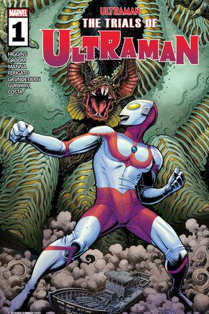 The Trials of Ultraman #1