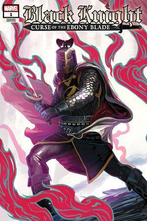 Black Knight: Curse of the Ebony Blade (2021) #1 (Variant)