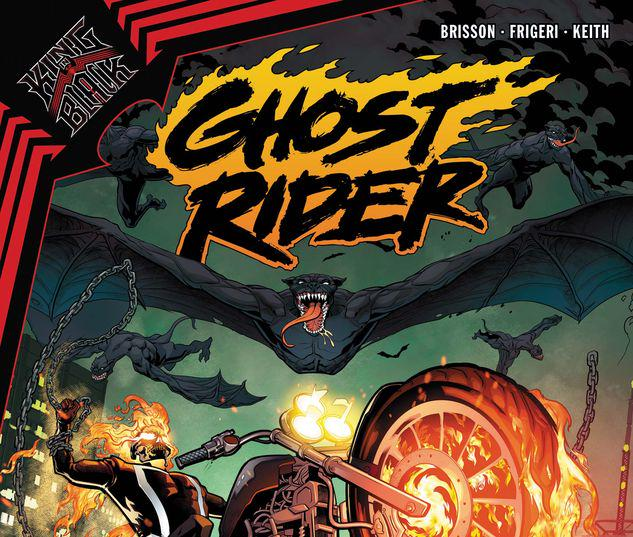 KING IN BLACK: GHOST RIDER 1 #1