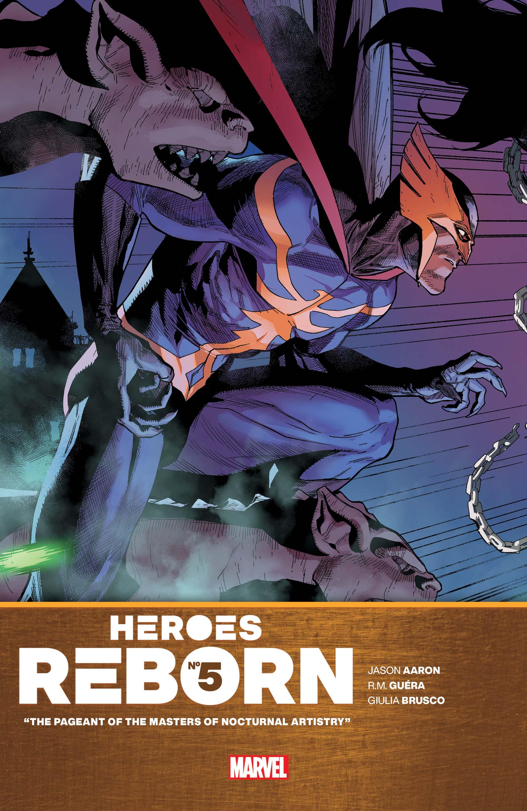 Heroes Reborn (2021) #5