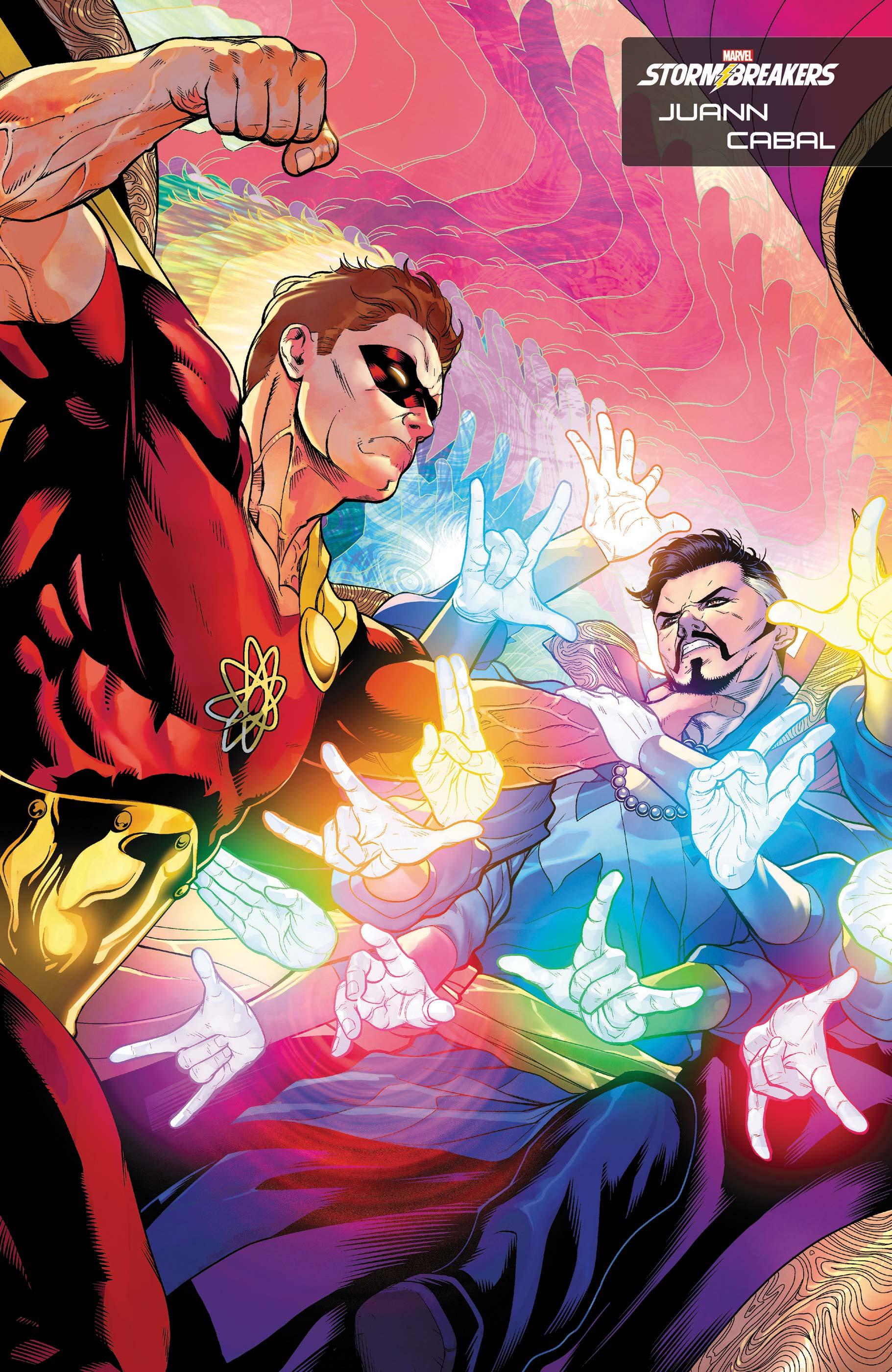 Heroes Reborn (2021) #5 (Variant)