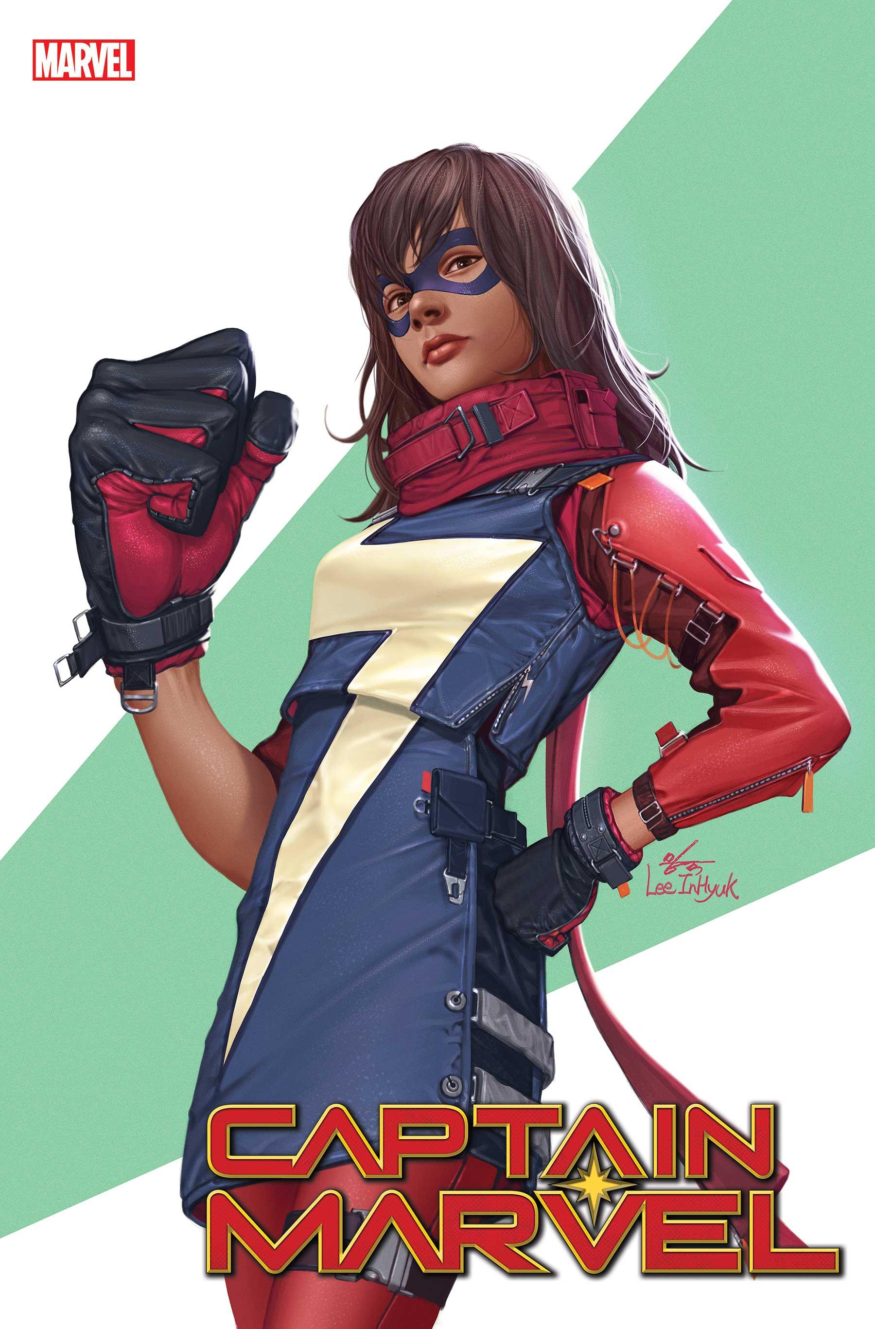 Captain Marvel (2019) #31 (Variant)
