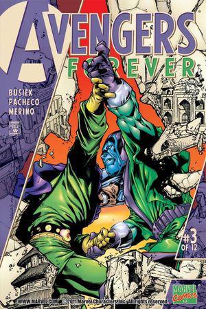 Avengers Forever #3